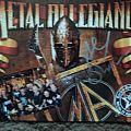 Testament - Other Collectable - Alex Skolnick Signed Metal Allegiance Flyer