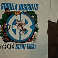 Gorilla Biscuits Start Today Shirt