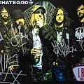 Eyehategod signed Flyer Other Collectable
