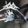 Michael Angelo Batio SIgned Poster Other Collectable