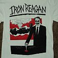 Iron Reagan Skeleton Reagan Shirt