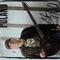 Chris Poland Signed Card Other Collectable