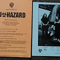 Biohazard Press Kit Photo Other Collectable