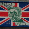 The Exploited England Patch