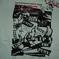 The Casualties Up The Punxs Shirt