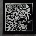 Subhumans Internal Rot Patch