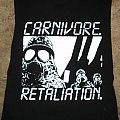 Carnivore - TShirt or Longsleeve - Carnivore Retaliation Shirt