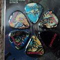 Iron Maiden Guitar Picks Other Collectable