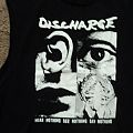 Discharge Hear Nothing See Nothing Say Nothing TShirt or Longsleeve