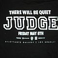 Judge There Will Be Quiet The Story Of Judge Shirt