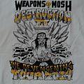 Weapons of Mosh Destruction 2 The Revengening Tour 2014