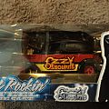 Ozzy Osbourne Hot Rockin Steel Die Cast Car Other Collectable