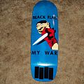 Black Flag My War SST Records Elephant Brand Skateboard Other Collectable