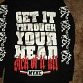 Sick Of It All Get It Through Your Head Longsleeve TShirt or Longsleeve