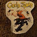 Circle Jerks - Patch - Circle Jerks Skanking Guy Patch