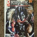 Kiss 4K Legends Never Die Comic Other Collectable