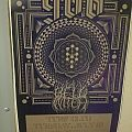 Yob and Bell Witch July 10th 2018 gig poster Other Collectable