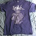 Agalloch: Stoned Wizard/tour shirt