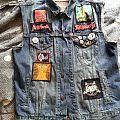 Benny's Battle Jacket 12/5/14
