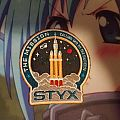 Styx: The Mission patch