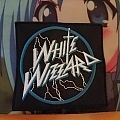 White Wizzard patch