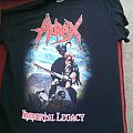 Hirax: the Immortal Legacy shirt