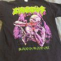 Exodus: Blood In Blood Out Tour Shirt 2015