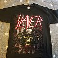 Slayer: End Tour 2018 shirt