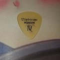 Marios Iliopoulos guitar pick Other Collectable