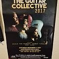 The Guitar Collective 2017: Gig Poster Other Collectable
