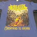 Skeletal Remains: Condemned to Misery shirt