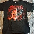 Kreator: Gladiator tour shirt