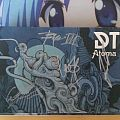 Dark Tranquillity: Atoma signed postcard/mini poster?