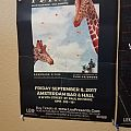 Plini: Amsterdam gig poster Other Collectable