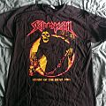 Skeletonwitch: Curse of the Dead Tour shirt