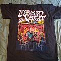 Morbid Saint: Satan's at the Alter shirt