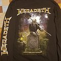 Megadeth: Killing Is My Business 35th Anniversary Long Sleeve TShirt or Longsleeve