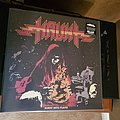 Haunt: Burst Into Flames colored vinyl Tape / Vinyl / CD / Recording etc