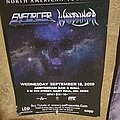 Warbringer/Enforcer 2019 tour gig Poster Other Collectable
