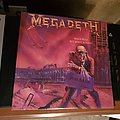 Megadeth: Peace Sells Purple vinyl Tape / Vinyl / CD / Recording etc