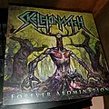 Skeletonwitch: Forever Abomination splatter vinyl Tape / Vinyl / CD / Recording etc