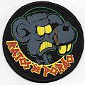 Ratos de Porão circle patch