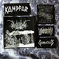 Black Metal Patches