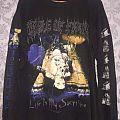Vintage Rare!! Cradle Of Filth 'Life Is My Sacrifice' 1998 Underlicense To Razamataz Size XXL On Tag TShirt or Longsleeve