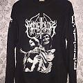 Vintage Rare!! MARDUK 'Plague Angel' 2005 Underlicense To Razamataz Size L On Tag  TShirt or Longsleeve