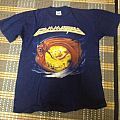 Vintage Gamma Ray 'Band On A Misson' Japan Tour 1996 TShirt or Longsleeve