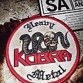 Iron Kobra - Patch - Iron kobra