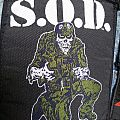 SOD patch (used)