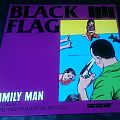 Black Flag - Family Man LP Tape / Vinyl / CD / Recording etc