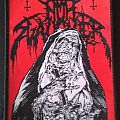 Patch - Nunslaughter - Putrid Nun Woven Patch